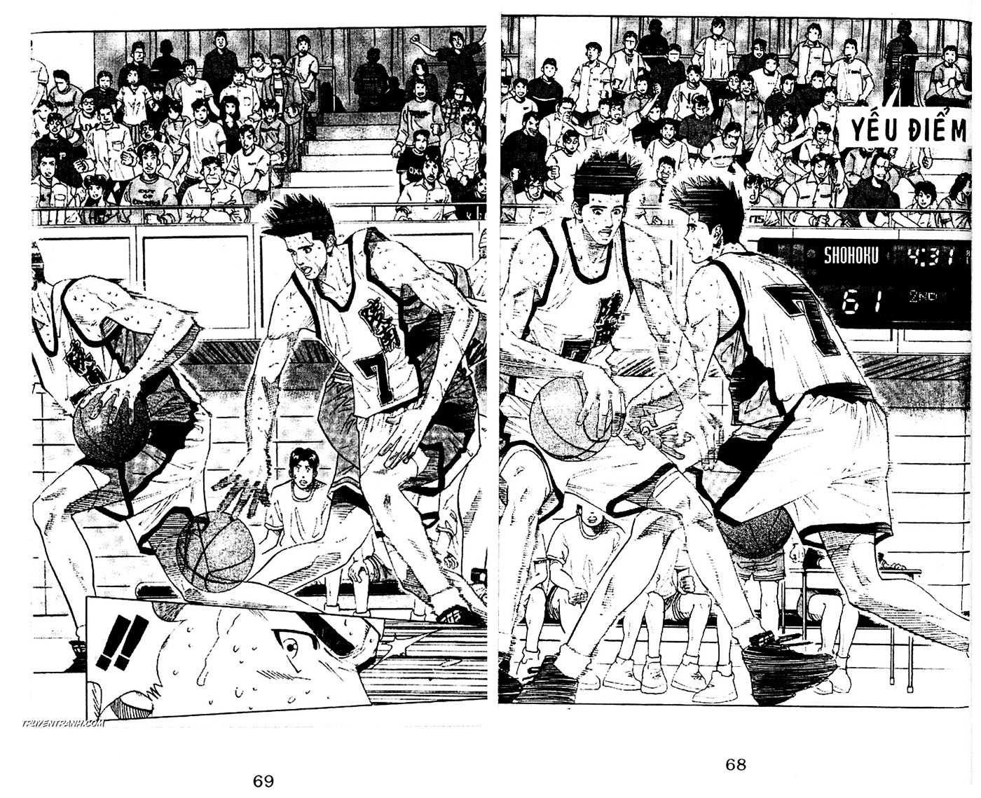 Slam Dunk Chap 176 - Truyen.Chap.VN