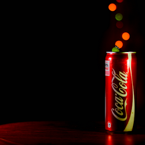Open Happiness by Ananth Eswar - Food & Drink Alcohol & Drinks ( coca cola, coke, food, drink, alpha, alpha photography,  )