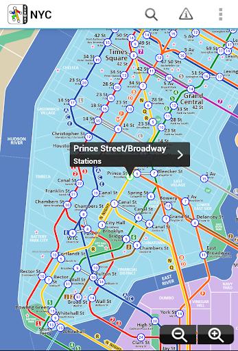 New York Subway by Zuti