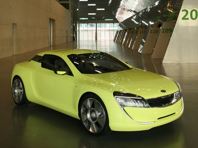 Kia presented the competitor to Audi TT