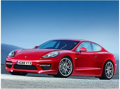 Company Porsche has told about novelties