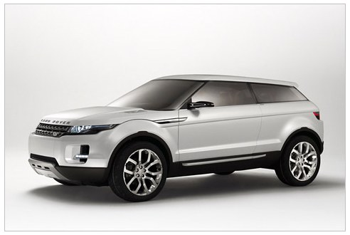 Land Rover Сoncept