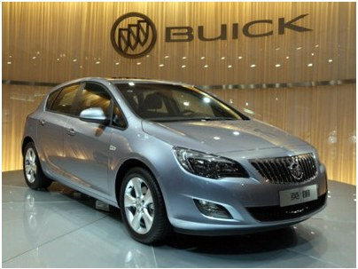 Buick has made clone of Opel Astra