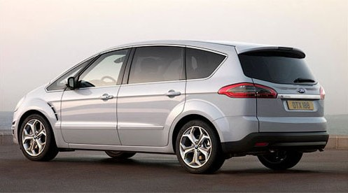 Updated Ford S-Max & Galaxy