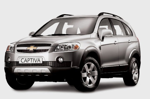 Chevrolet Presented Updated Crossover Captiva