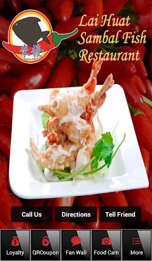 Lai Huat Sambal Fish Resturant