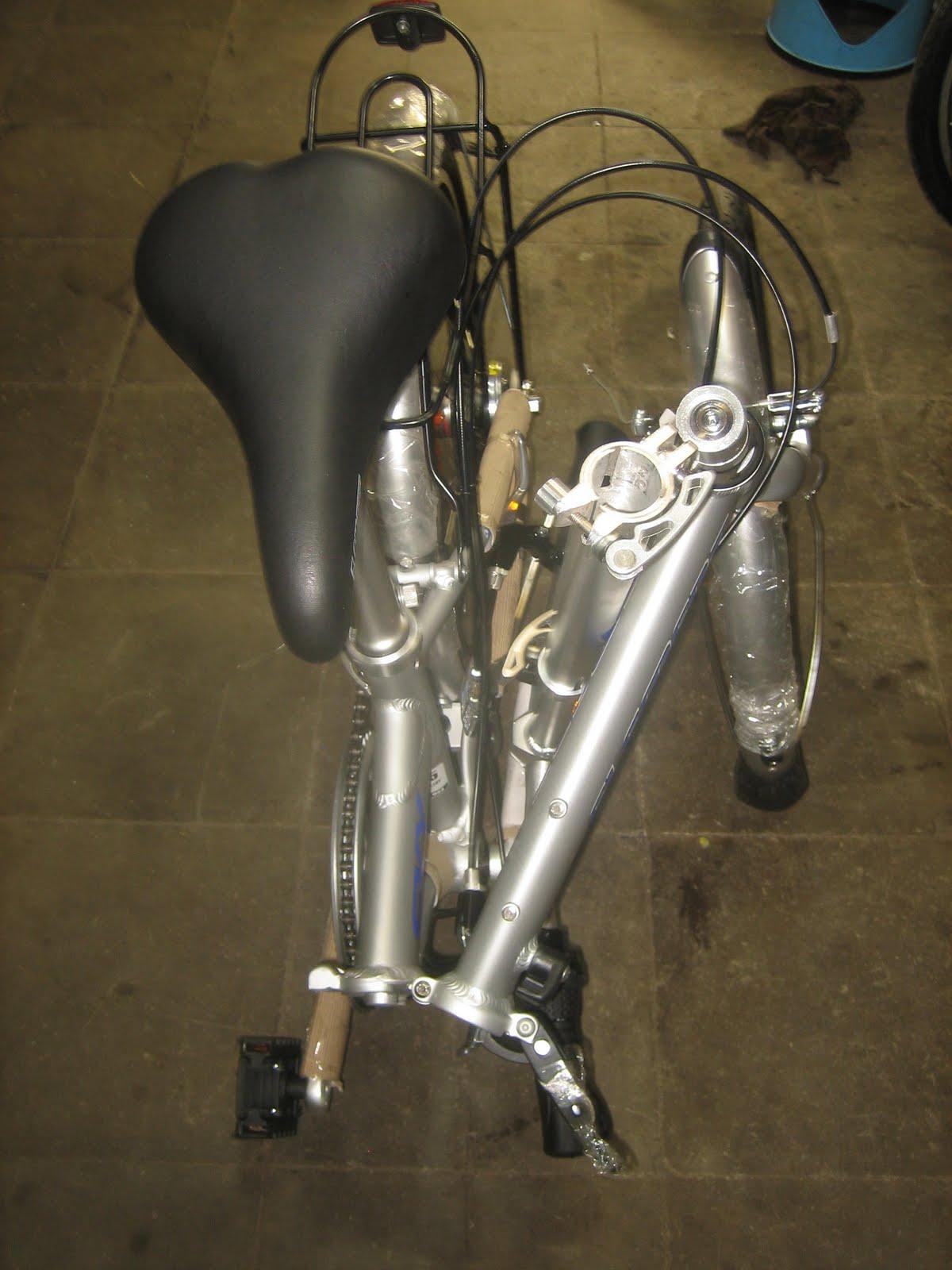 Jual Sepeda Lipat Exotic 20 Free Ongkir Jabodetabek Di Tern Cover Carry On Hitam Tokomagenta A