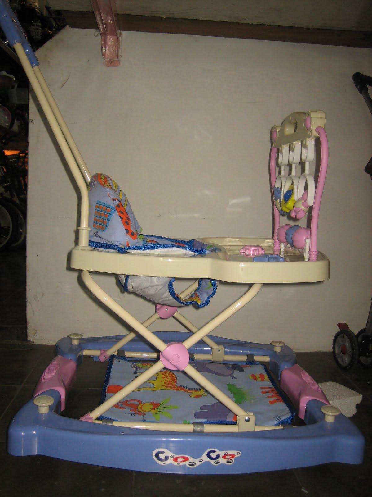 tokomagenta: A Showcase of Products: Baby Walker ROYAL ...