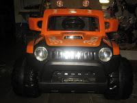 1 Mobil Mainan Aki DOESTOYS DT960BB Tornado 2 Dinamo