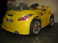 4 Mobil Mainan Aki Doestoys DT80 Audi 2 Kursi