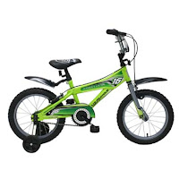 Sepeda Anak WIMCYCLE STREET METAL 16 Inci