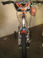 2 Sepeda Anak FAMILY INVINCIBLE 16 Inci