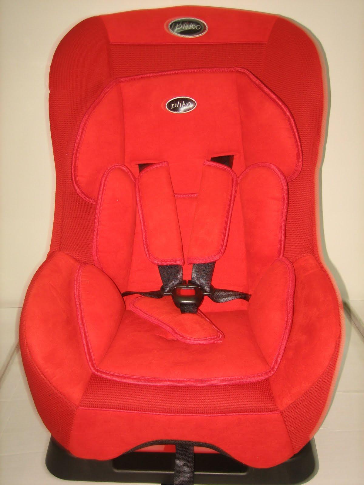 tokomagenta: A Showcase of Products: Baby Car Seat PLIKO ...