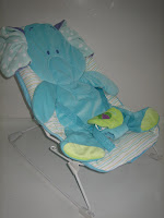 4 Baby Bouncer CARE WHIMPY ELEPHANT