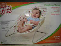 Baby Bouncer BRIGHT STARS COUNTOUR EASE