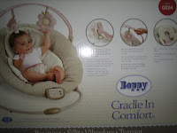Baby Bouncer BOPPY CRADDLE IN COMFORT
