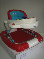 2 Baby Walker BABYDOES CH1078