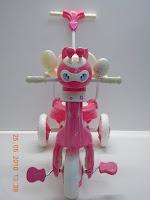 Sepeda Roda Tiga WIMCYCLE Desi Bebek