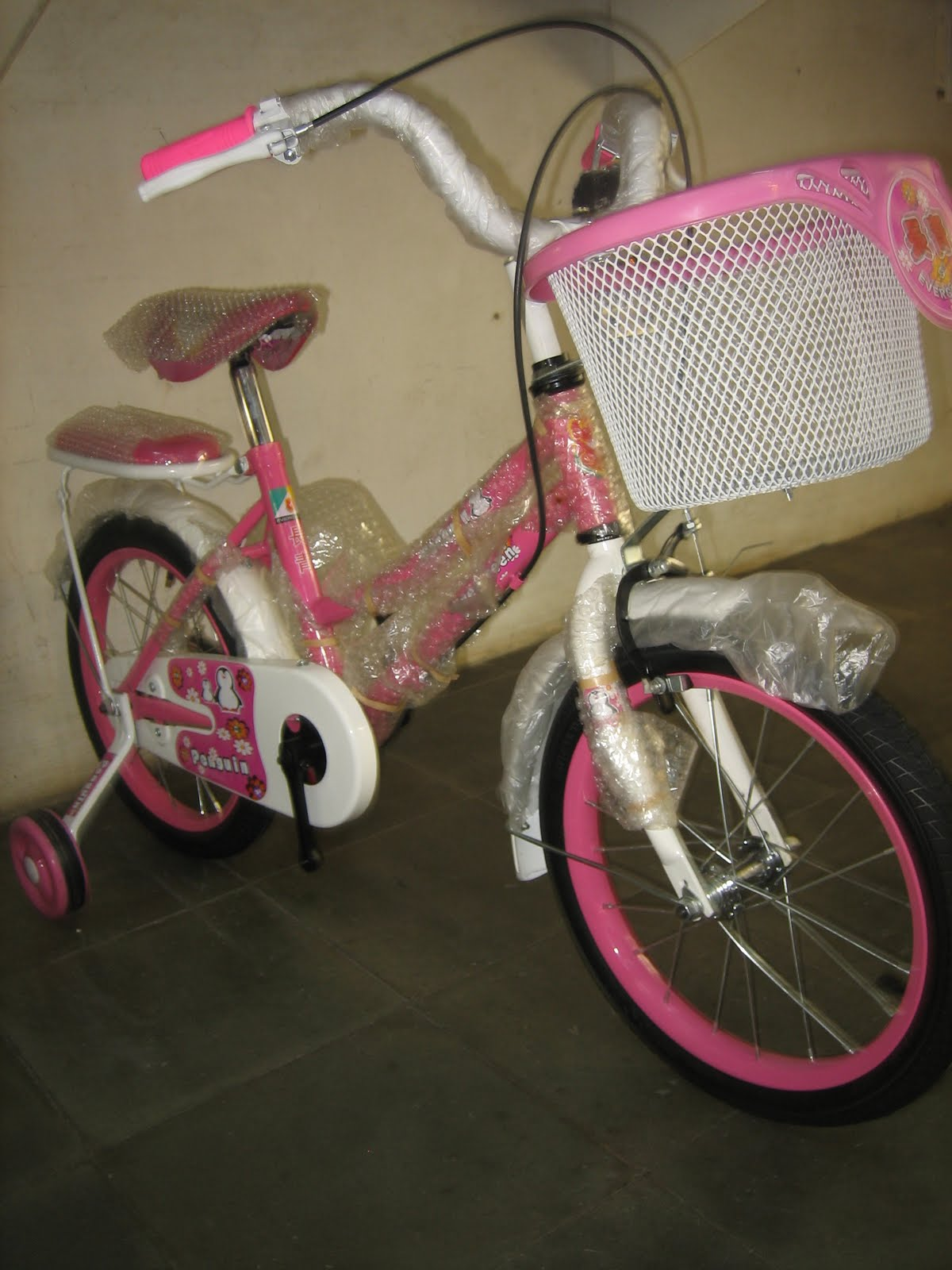 tokomagenta: A Showcase of Products: Sepeda Anak EVERGREEN