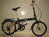 1 Sepeda Lipat ELEMENT LEGEND 20 Inci