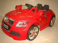 Mobil Mainan Aki DOESTOYS DT85 BMW - 2 Kursi