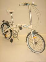 3 Sepeda Lipat ELEMENT SOCCER Argentine Tango 20 Inci