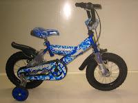 1 Sepeda Anak FAMILY TOMAHAWK 12 Inci