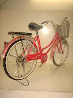 4 City Bike JIE YANG 24 Inci