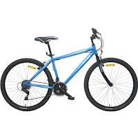 Sepeda Gunung WIMCYCLE ROADCHAMP 18 Speed 2010 26 Inci