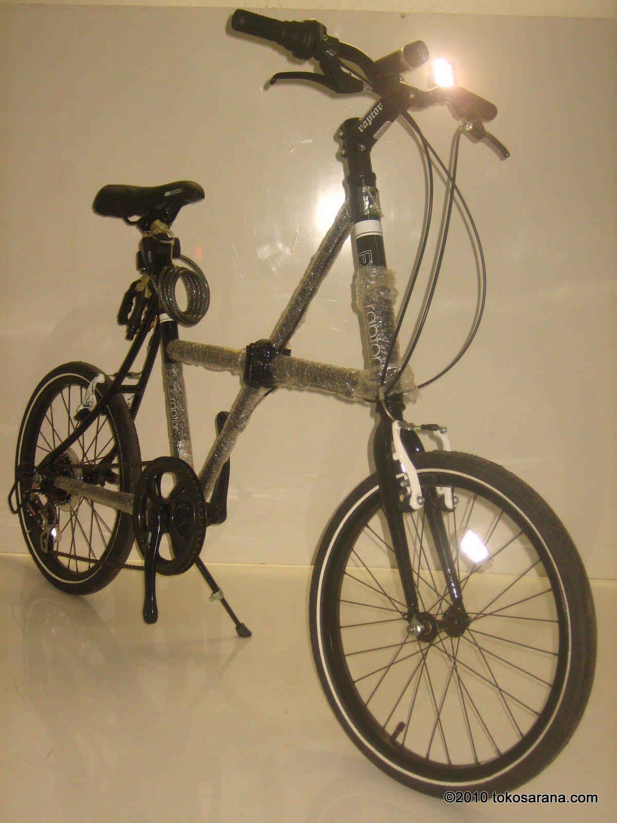 Tokosarana Mahasarana Sukses Sepeda Lipat