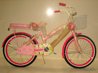 1 City Bike FAMILY JASMINE 20 Inci