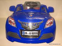 2 Mobil Mainan Aki DOESTOYS DT87 BUICK - 2 Kursi