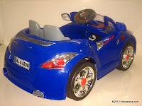 4 Mobil Mainan Aki DOESTOYS DT87 BUICK - 2 Kursi