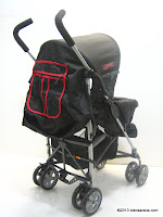 3 Kereta Bayi Esprit Baby Stroller Sun Plus