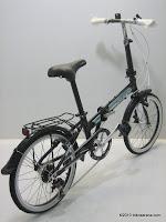 4 Sepeda Lipat ELEMENT AERO  20 Inci