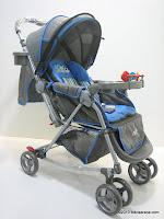 1 Kereta Bayi PLIKO 268R GRANDE Ayunan