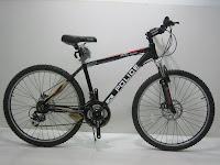 1 Sepeda Gunung ELEMENT POLICE OTTAWA 26 Inci - Designed for Ottawa City Police