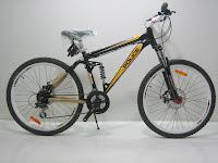 1 Sepeda Gunung ELEMENT POLICE KEYWEST 26 Inci