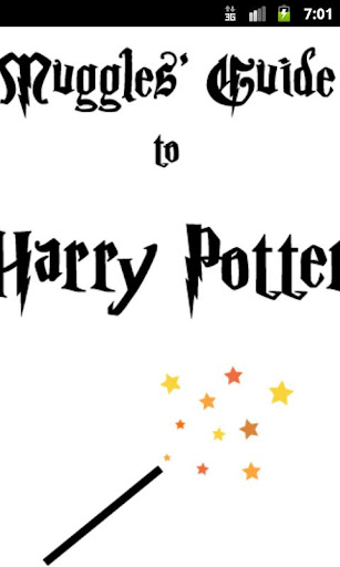 Muggles' Guide to Harry Potter