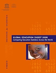 Cover of the Global Education Digest 2008