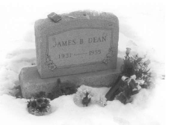 The Gravesite of James Dean, East Fairmount, Indiana (Haunted Place)