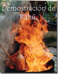 Demostración de Rakú