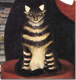 Portrait of Pierre Loti 1905-06 Henri Rousseau1