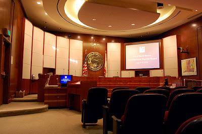 Santa Monica Council Chambers