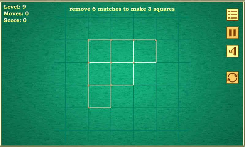 Matches Puzzles- screenshot