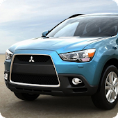 Mitsubishi Cars Live Wallpaper