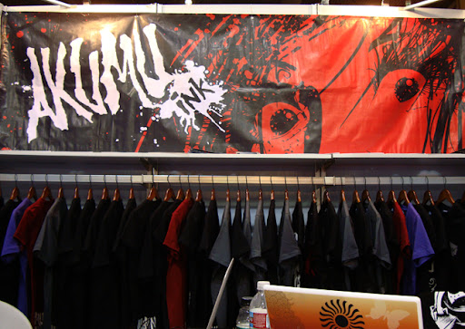 magic tradeshow, magic vegas, japanese clothing, japan clothing vegas, japan clothing magic, skull shirts vegas magic