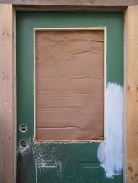 Keen Inspirations repaint door faux finish