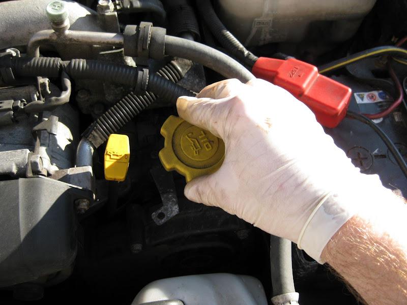 Oil Change Guide - ScoobyNet com - Subaru Enthusiast Forum