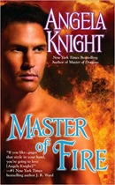 Master of Fire by Angela Knight